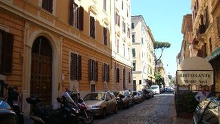 Termini area (Modern Centre) apartment photo - tasty neighborhood