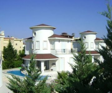 Villa in Belek Rentable For A Week