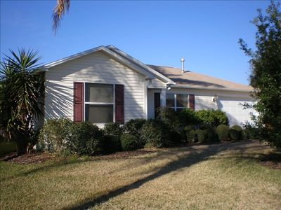 Our 2BR, 2BA Ranch Home with Sunroom and Screened Lanai
