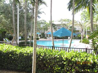 Key West house photo - Beautiful community pool. The club house has an exercise room for your use.