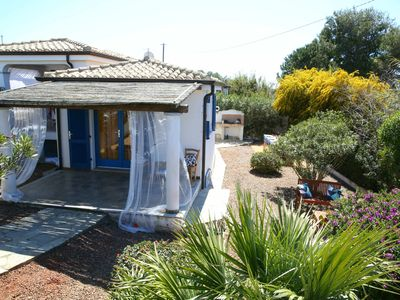 VILLA MIMOSA - CALAMENHIR - CALASETTA for your holidays in Sardinia