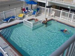 Wildwood Crest condo photo - Pool 1