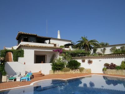 Beautiful Villa Magnificent Quiet Location With Sea & Tranquil Country Views.