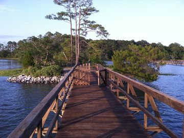 Beaufort house rental - A beautiful island getaway - Gilligan would be jealous!