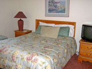 Waterville Valley condo photo - Master Bedroom; unit sleeps 6+