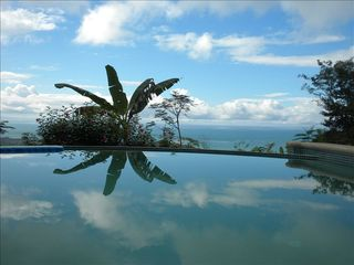 Uvita villa photo - You just found paradise. Where the ocean and sky blend into one.