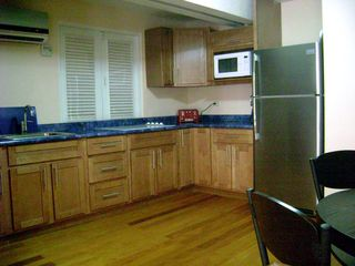 2nd level Kitchen - dining area - San Juan apartment vacation rental photo