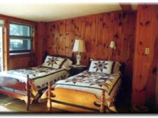 Diamond Point house photo - Twin bedroom, or beds as a king.
