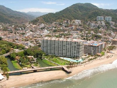 Best location in Vallarta! Molino de Agua. Right on the border of old town