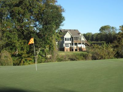 On RTJ Golf Trail - 4 Master Suites, 8 Beds, Pool Table, 5 HDTV's, Great Views!