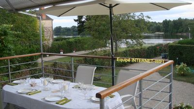 Vacation Home Rentals. Loire Valley and its castles. Calm. Paris 1:30
