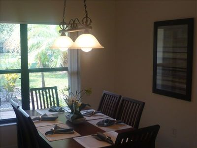 Plantation villa rental - Lovely and comfortable Dining Room