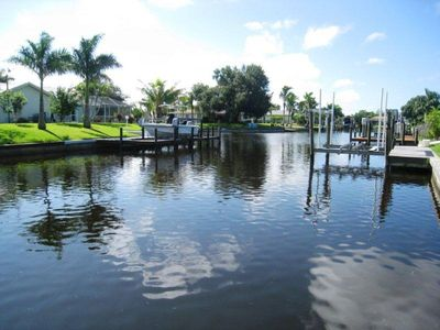 Cape Coral house rental - Willow Canal View