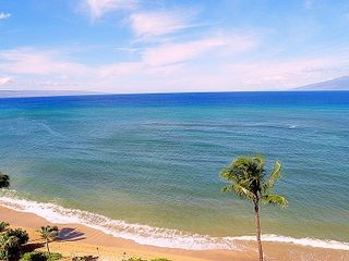 Kahana condo photo - White sand Kahana Beach beckons!