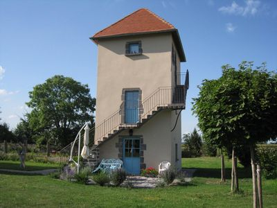 The Dovecote Cottage Limagne (Riom)