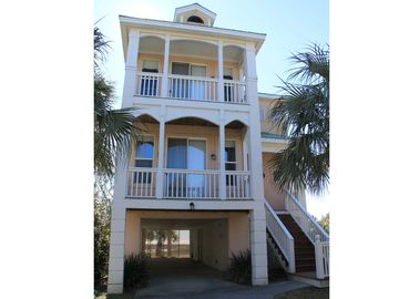 Fripp Island house rental - 12 Sea Mist can be your home away from home on an island paradise.