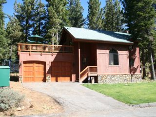 Tahoe City house photo - Property exterior