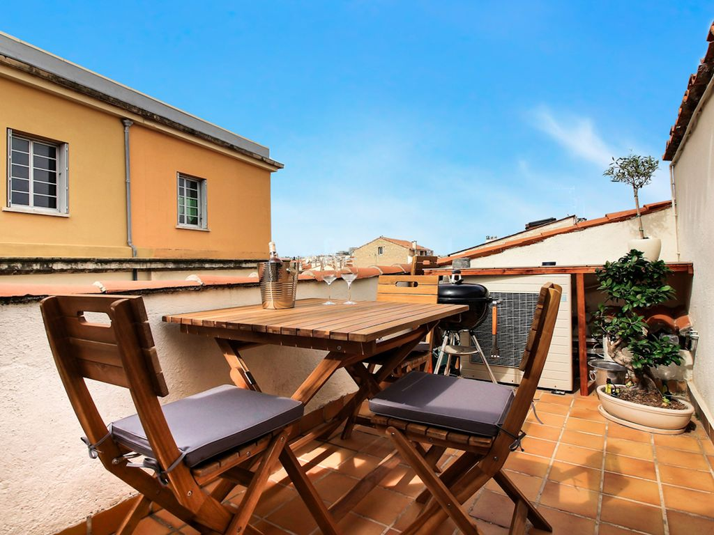 Family Friendly Town House in Old Town Antibes
