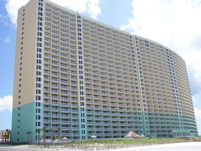 Emerald Beach Resort condo rental - Emerald Beach Resort condo # 1731 breathing taking view of Gulf of Mexico.