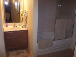 Branson condo photo - Bathroom in !A