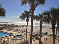 **Sand Castle II Updated Corner Condo # 206**