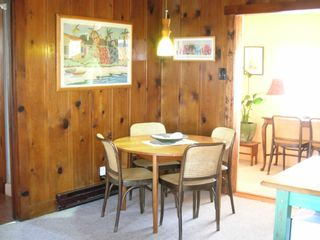Bodega Bay cottage photo - Dining area
