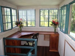 Dominical house photo - Office space with Ocean View