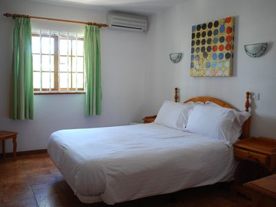Main bedroom of 3 bedroom villa