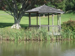 Canaan Valley studio photo - Gazebo near the lodge