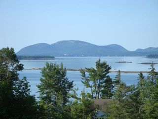 Sullivan lodge photo - 1 mile from home Cadillac Mtn on Mt. Desert we have a beautiful view