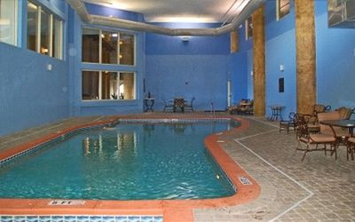 In Door Heated Pool & Hot Tub