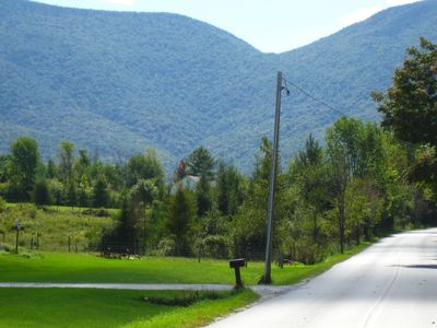 Danby house rental - Bike, walk, or Hike up beautiful Country Mountain road