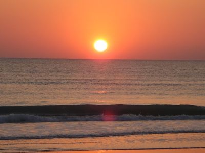 Little Gasparilla Island house rental - Postcard Sunsets!!!
