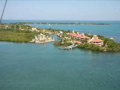 Sunset Pointe Luxury 2 BR Condo Surrounded by Water on 3 Sides