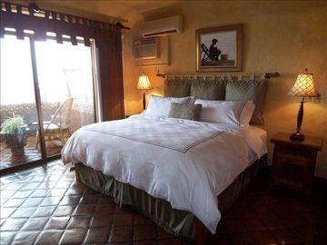 Tuscan Beachfront Suite