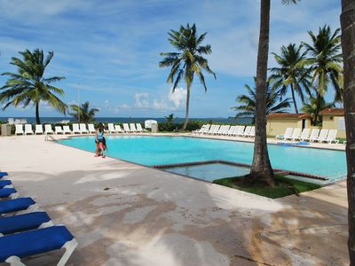 Rio Mar villa rental - Beach Front pool