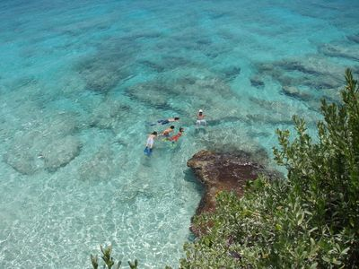Crystal Clear Water ~ Great Snorkeling!