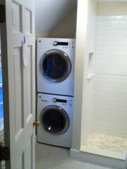 Provincetown condo photo - High Efficiency Washer/Dryer - new 2011!