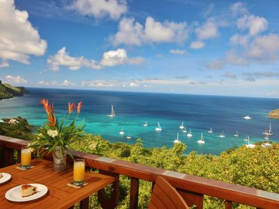 * 5* Boutique Luxury * Amazing Infinity Pool * Breathtaking Views * Voted No 1 * - Hibiscus Cottage