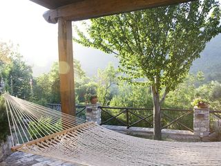 Spoleto house photo - Hammock at Dawn in Summer