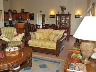 Living Room - Marigot Bay villa vacation rental photo