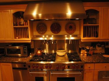 WOLF Gas Range with Double Oven