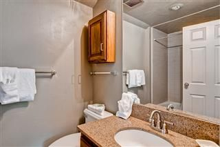 Mountain Ranch condo photo - Bathroom 1