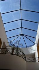 San Miguel de Allende house photo - skylight