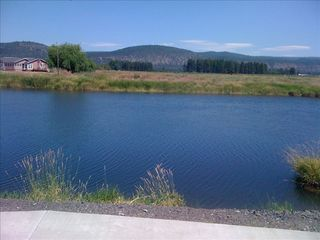 Klamath Falls cabin photo - This is a view from Living room/kitchen