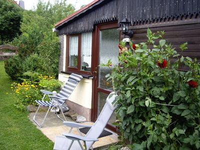 Charming and detached holiday residence in the beautiful Harz.