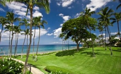 Wailea condo rental - View