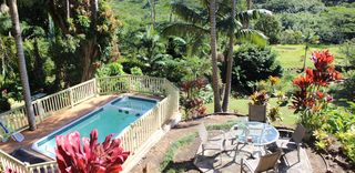 Wainiha house photo - Your own private luxury resort in paradise
