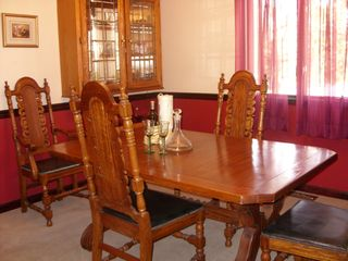 Ocean Pines house photo - Dining room