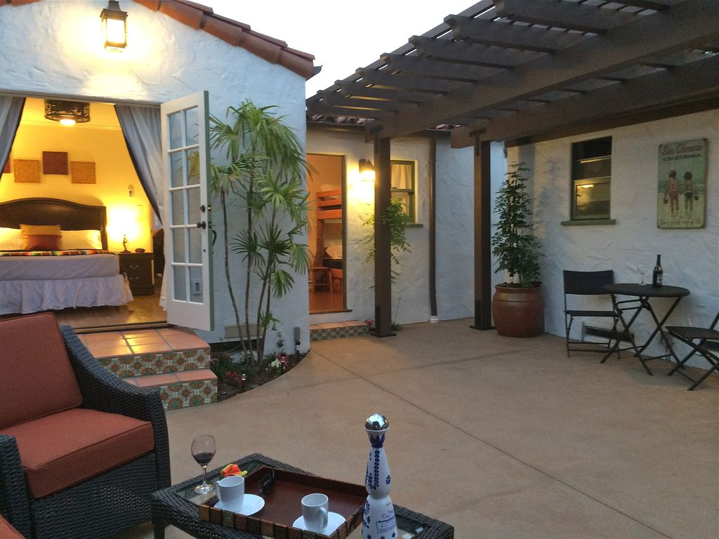 Casa con giardino per 9 persone nell 39 orange county 598468 for Suite indipendente